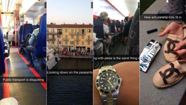 Что выкладывают в Snapchat богатые школьники. Изображение № 9.