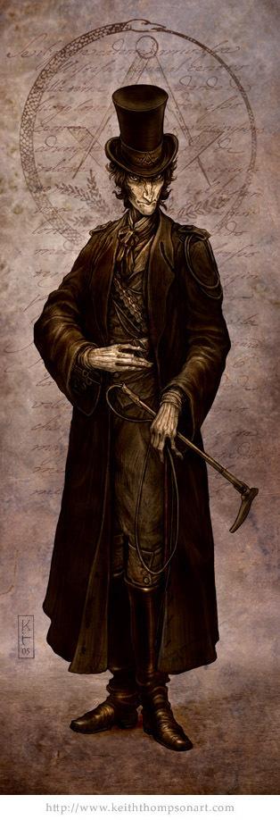 Keith Thompson(c) арт. Изображение № 1.