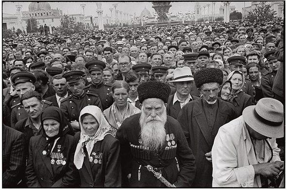 Советская Москва глазами Анри Картье-Брессона. Изображение № 4.