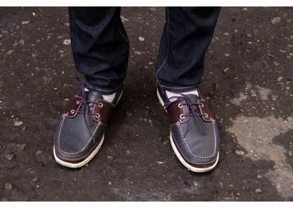 Изображение 17. Летняя мужская обувь: мокасины, лоферы, топ-сайдеры.. Изображение № 17.