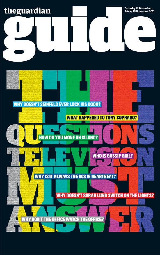 Самые красивые обложки журналов в 2011 году. Изображение № 35.