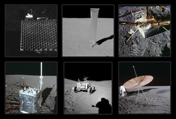 NASA выложили онлайн фотоисторию миссии «Аполло». Изображение № 3.