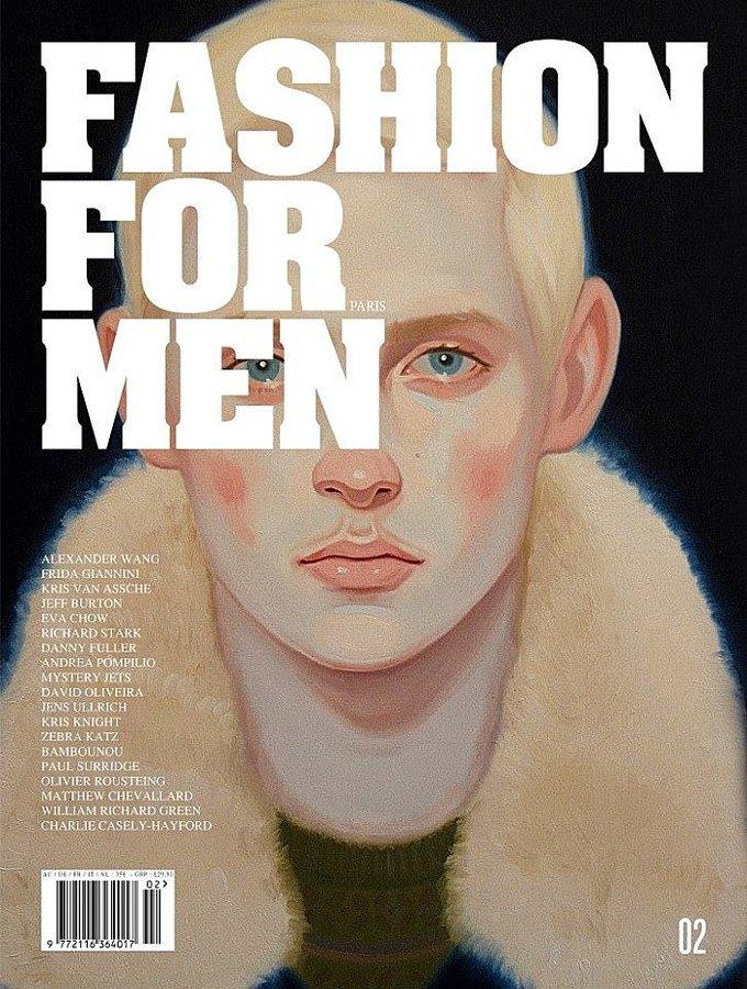 Vogue, Fashion For Men и Man About Town показали новые обложки. Изображение № 3.