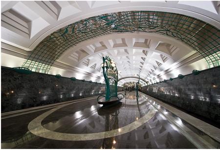 . Следующая станция «Славянский бульвар». Изображение № 6.