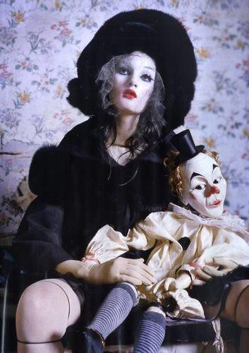 Съёмка: Тим Уокер для итальянского Vogue. Изображение № 4.