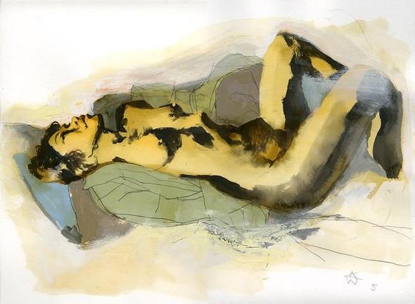 Картины маслом отКента Уильямса (Kent Williams). Изображение № 5.