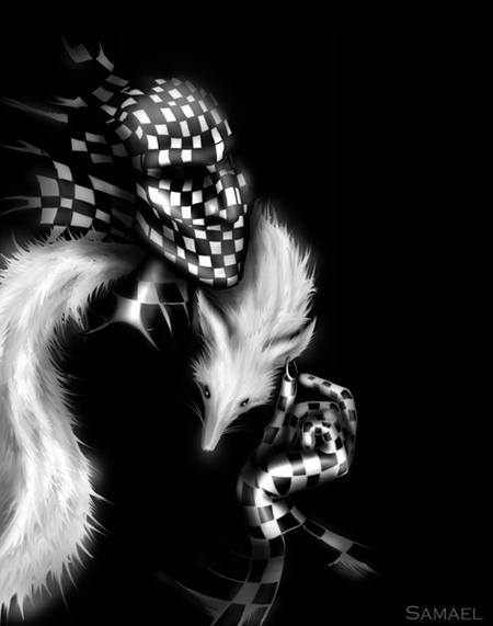 Samael Noircissant. Смятение Духа. Изображение № 3.