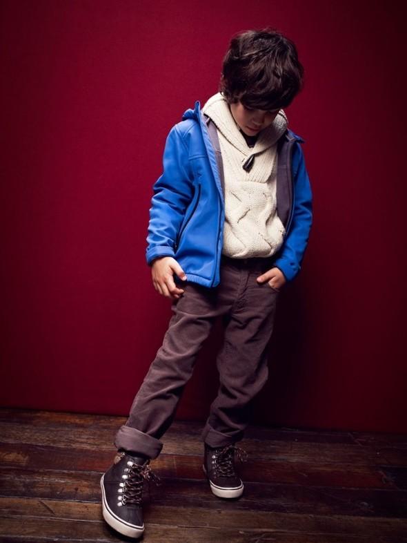 Кампания: Zara Kids FW 2011. Изображение № 7.
