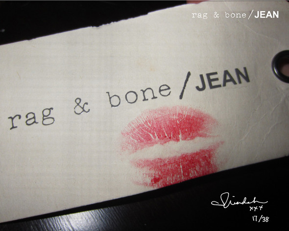 Кампания: Орландо Блум снял Миранду Керр для Rag & Bone. Изображение № 22.