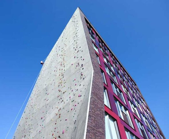 Новое общежитие университета втвенте. Изображение № 3.
