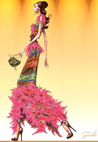 Изображение 21. Гламур от Arturo Elena.. Изображение № 21.