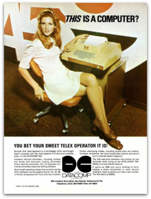Когда компьютеры были большими. Изображение № 14.