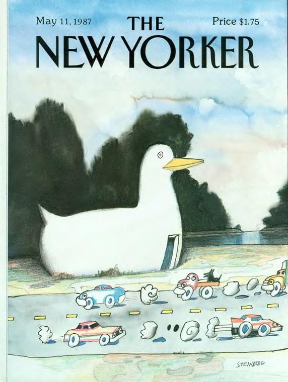 Обложки TheNew Yorker. Изображение № 63.