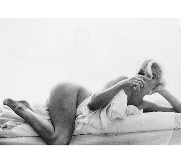 Части тела: Обнаженные женщины на фотографиях 50-60х годов. Изображение № 97.