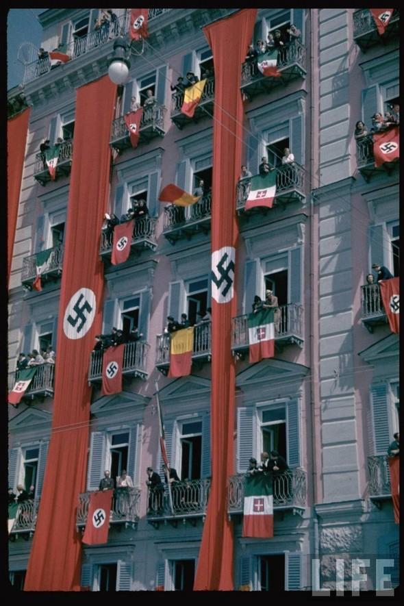 100 цветных фотографий третьего рейха. Изображение №70.