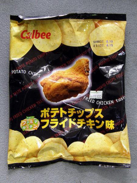 Несъедобное съедобно - какие бывают чипсы. Изображение № 82.