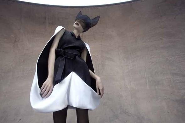 Японский минимализм в одежде – кошечки от Max Tan. Изображение № 7.