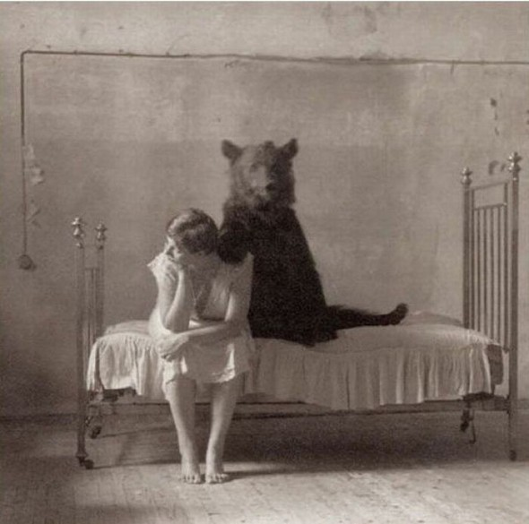Странные и непонятные ретро фотографии. Изображение № 24.