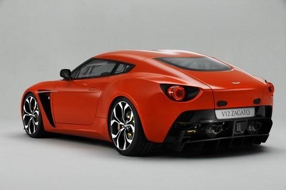 Изображение 2. Aston Martin V12 Zagato получит гоночную версию.. Изображение № 2.