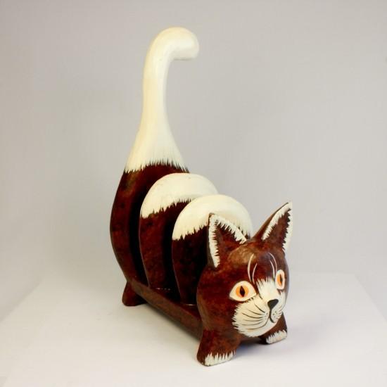 Кошки в интерьере. Изображение № 38.