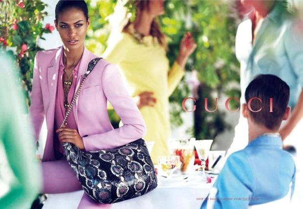 Вышли новые кампании Gucci, I am, Marella, Miu Miu, SLP и Versus. Изображение № 2.