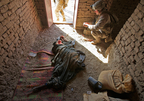 Афганистан. Военная фотография. Изображение № 85.