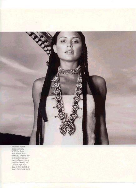 Изображение 17. Джози Маран (Josie Maran).. Изображение № 18.