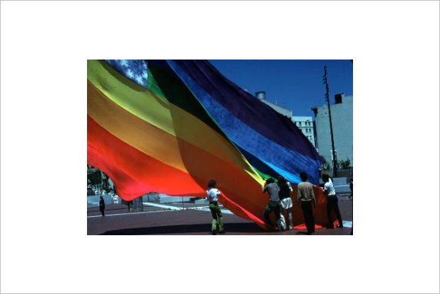 Оригинальный флаг 1978 года. Изображение № 1.