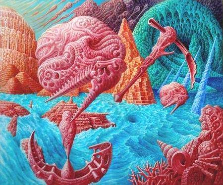 Cюр-натурализм Сатоши Сакамото. Изображение № 11.