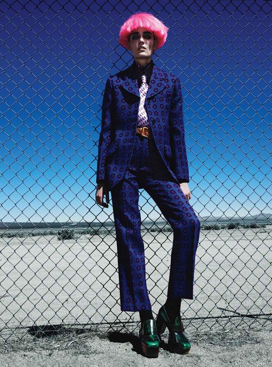 Съемки: Numero, Vogue, W и другие. Изображение №74.