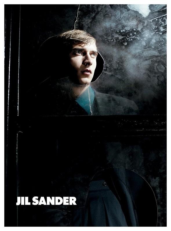 Кампания: Дарья Строкоус и Наташа Поли для Jil Sander. Изображение № 5.