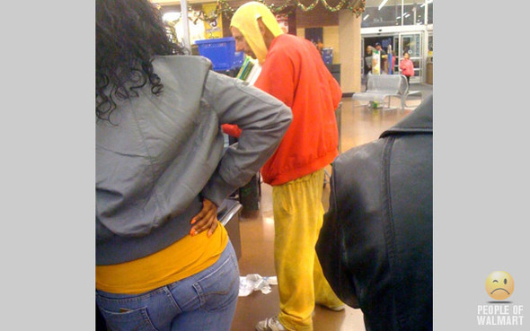 Покупатели Walmart илисмех дослез!. Изображение № 117.