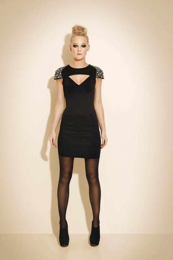 Лукбук: Miss Selfridge Christmas 2011. Изображение № 21.