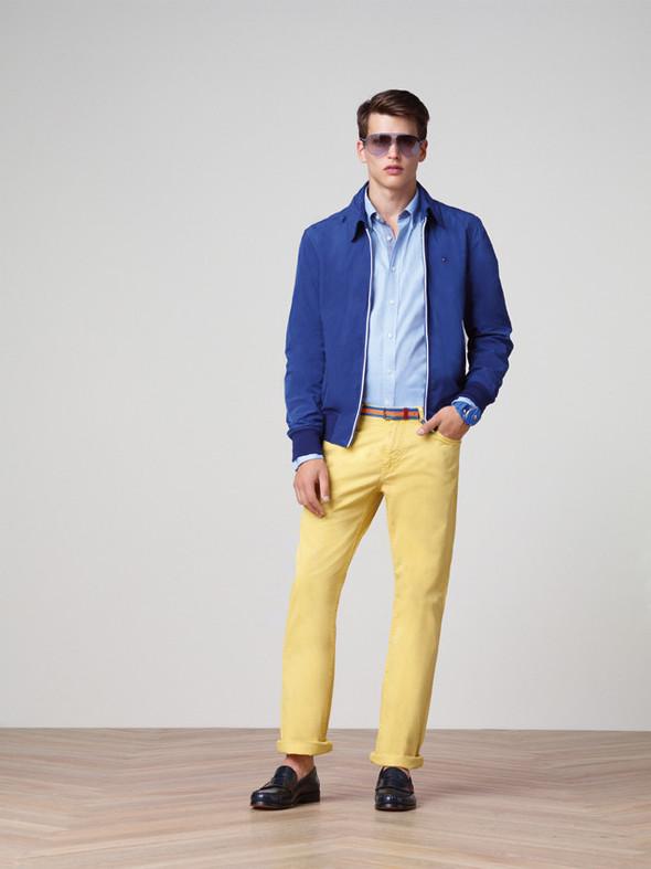 Лукбук: Tommy Hilfiger Sportswear SS'12 (мужская и женская коллекции). Изображение № 5.