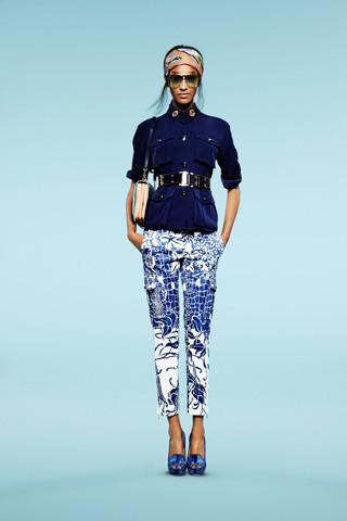 Коллекции Resort 2013: Celine, Givenchy, Valentino и другие. Изображение № 19.
