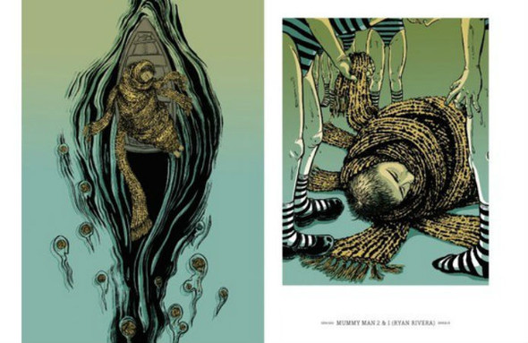 10 альбомов о комиксах. Изображение № 142.