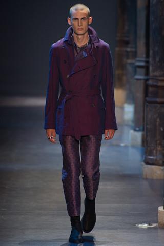 Неделя мужской моды в Париже: День 3. Изображение № 3.