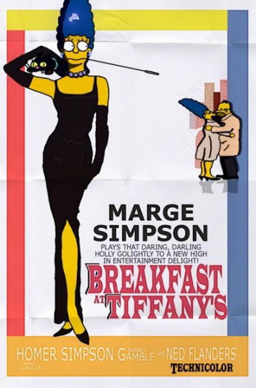Симпсоны на киноафишах. Изображение № 5.