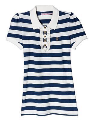 Деним, корсеты, морские принты ипляжная одежда SS2009. Изображение № 16.