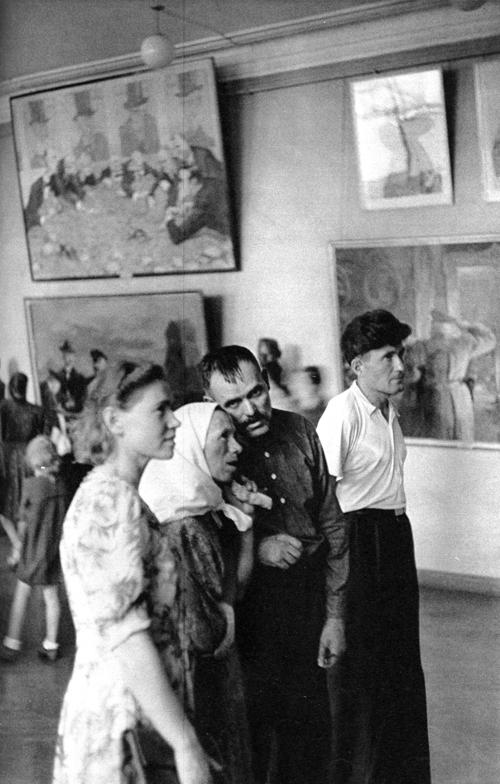 Советская Москва глазами Анри Картье-Брессона. Изображение № 31.