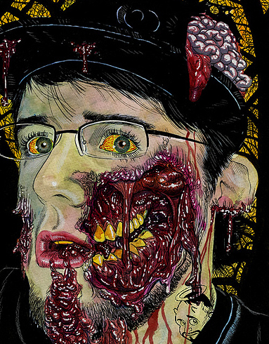 Зомби-портреты. Модно, качественно инедорого. Изображение № 13.