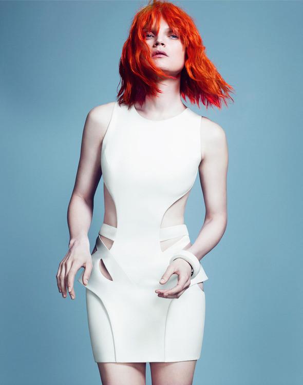 Изображение 11. Съемки: AnOther Man, Interview, Madame Figaro и Vogue.. Изображение № 10.