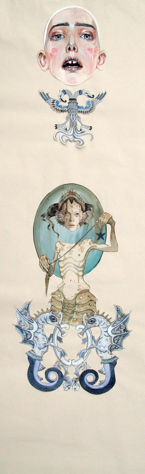 Изображение 20. Fashion-иллюстрационация от Anne Sofie Madsen.. Изображение № 20.