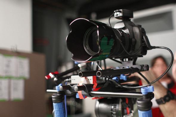 Школа видеосъемки и монтажа в PopcornStudio. Изображение № 1.