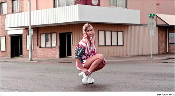 Лукбуки: Celine, Jeffrey Campbell и Nutsa Modebadze. Изображение № 23.
