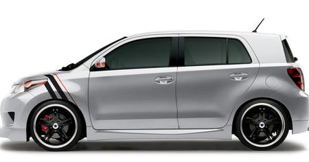 Scionбюджетный вариант дизайнерских авто избудущего. Изображение № 10.