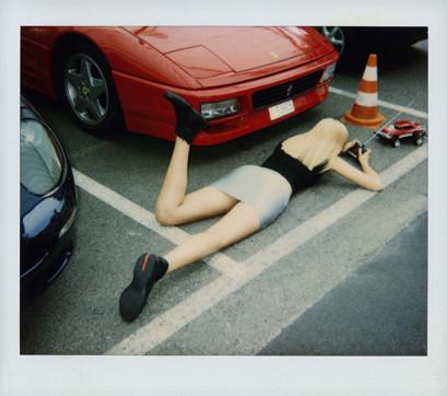 20 фотоальбомов со снимками «Полароид». Изображение №61.