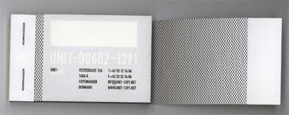 70 Нетривиальных визиток. Изображение № 18.