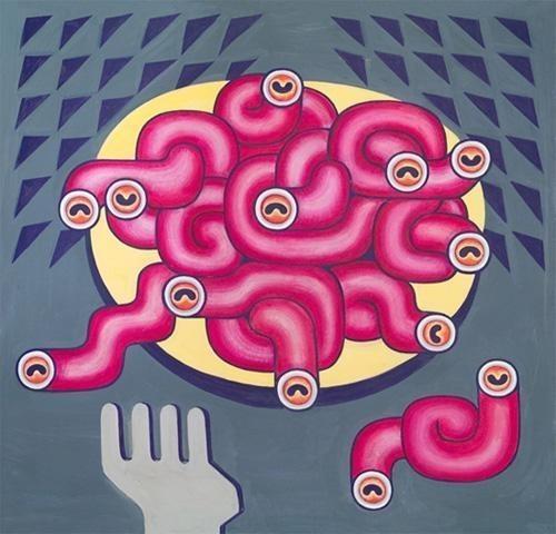 Выставка картин Яны Катушонок. Изображение № 4.