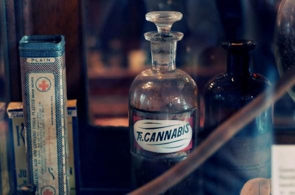 Аптека - музей в Новом Орлеане. Изображение № 17.